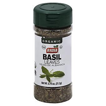 Badia Organic Basil Leaves