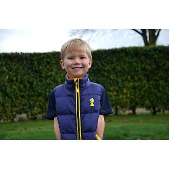 Little Rider Boys Lancelot Padded Gilet
