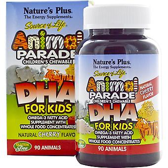 Nature ' s Plus animal Parade DHA Chewables 90 (29999)