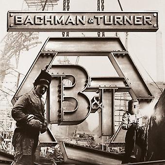 Bachman & Turner - Bachman & Turner [CD] USA import