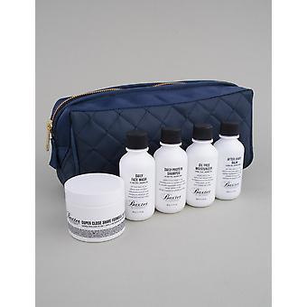 Baxter of California Travel Kit + Dopp Bag - Boxed Set
