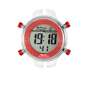 R.watx colors dig.red bezel cor.bl. Watch for Unisex Analog Quartz RWA1053