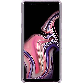 Samsung EF-PN960TVE Silicone Cover for N960F Samsung Galaxy Note 9 - lavender