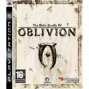 The Elder Scrolls IV Oblivion (PS3) - Neu