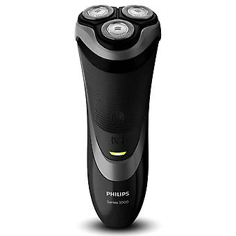 Electric Dry Shaver Philips S3510/06 black 3000 series