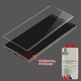 MYBAT Full Coverage Tempered Glass Screen Protector/Transparent for Galaxy Note 8