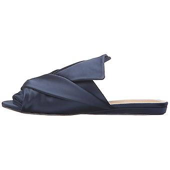 Charles by Charles David Womens 2D17F052 Fabric Open Toe Casual Slide Sandals