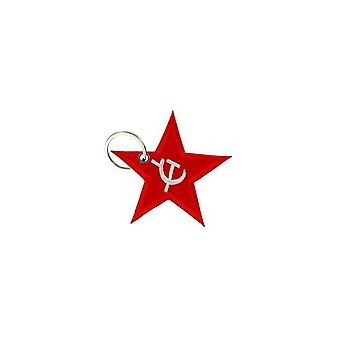 Cle Cles Key Brode Patch Ecusson Flag Russian Soviet Urss Star
