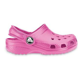 Crocs Kids Classic sko Candy pink