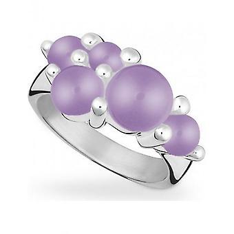 QUINN - Ring - Damen - Silber 925 - Weite 56 - 021256633