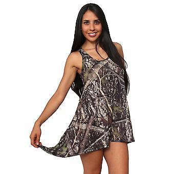 Vrouwen ' s flare truetimber Camo Nachthemd