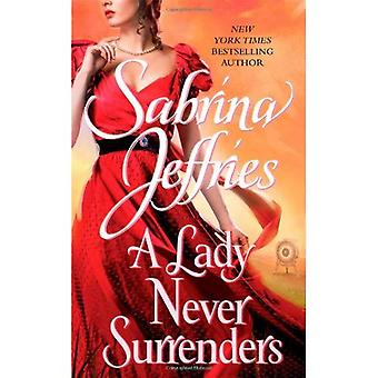 A Lady Never Surrenders