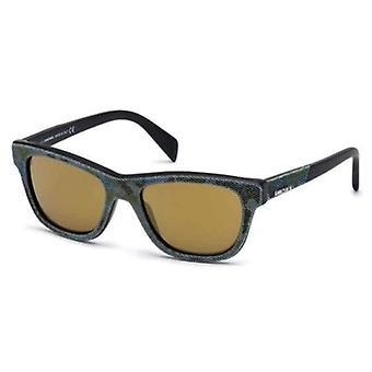 Unisex okulary niebieski Diesel--DL01340080