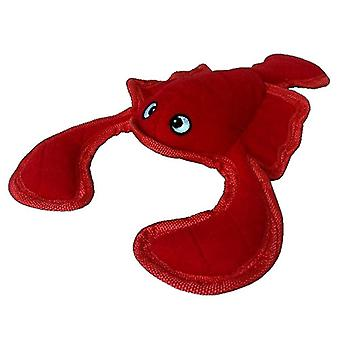 Petlou Durable Bite Me Lobster Dog Toy, 12""