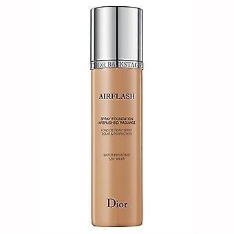 Christian Dior Backstage Pros Airflash Spray Foundation 401 Ochre 2.3oz / 70ml