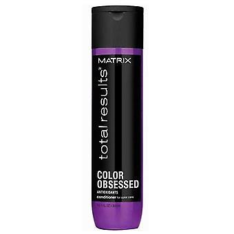 Hoito aine värjätyt hiukset kokonaistulokset väri pakko mielle matriisi (300 ml)