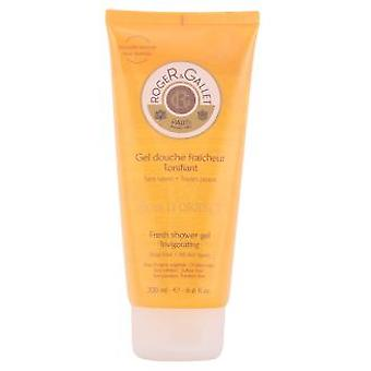Roger & Gallet Bois D'Orange Shower Gel 200 Ml Fraicheur tonifiant