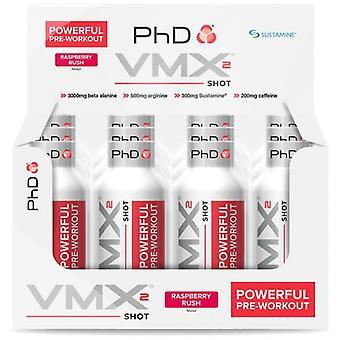 PhD VMX 2 Shot 12 x 60 ml