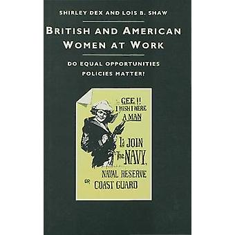 Femmes britanniques et américaines au travail par Dex & Shirley
