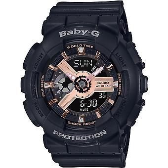 G-Shock BA-110RG-1AER Baby-G Black Wristwatch