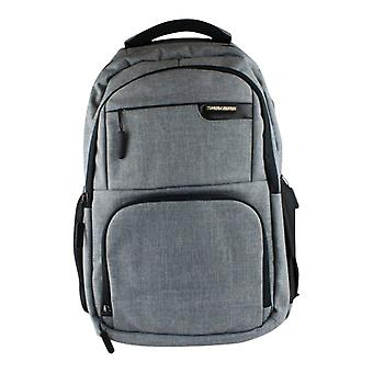 15.6 inch Laptop Backpack/USB port, large capacity-grey