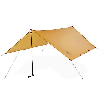 MSR Thru-Hiker 100 Wing Shelter Ambra