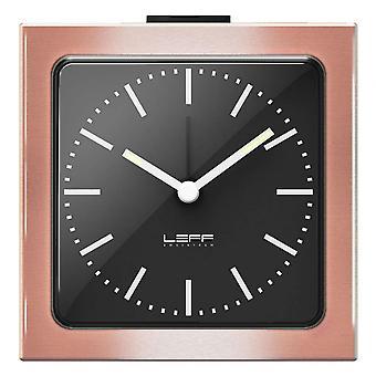 Leff Amsterdam LT90201 Block Alarm Clock