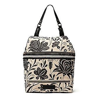 Desigual Handbag/White Woman Backpack (WHITE (CRUDO V 1002)) 15x40x30 cm (B x H x T)