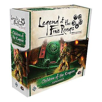 Children of the Empire Expansion Pack L5R LCG For Card Game