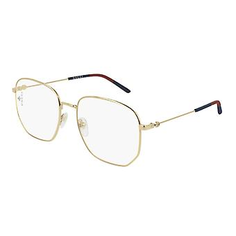 Gucci GG0396O 003 Gold Glasses