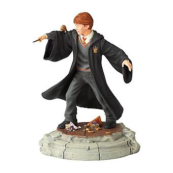 Harry Potter Ron Weasley Hogwarts Year One Collector's Figurine - Boxed