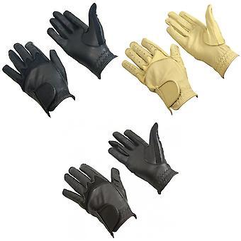 Bitz Unisex Adults Flex Leather Gloves