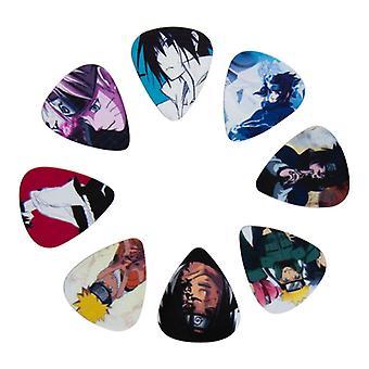 10 pack Plektrum, Naruto