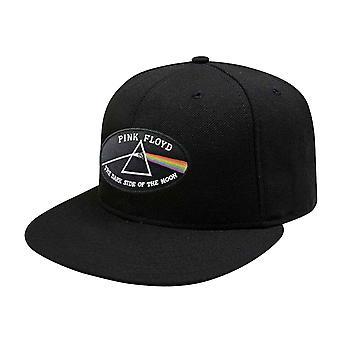 Pink Floyd Lippis Tumma puoli Moon Musta Raja uusi virallinen Snapback