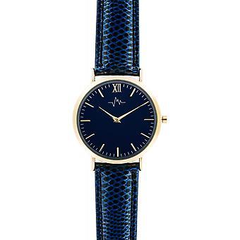 Spettacoli Andreas Osten AO-186 - orologio in pelle uomo
