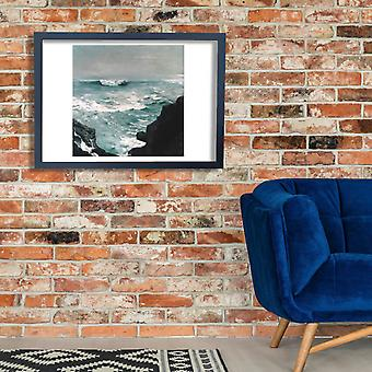 Winslow Homer - Cannon Rock Poster Print Giclee