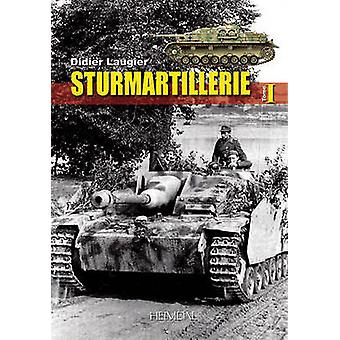 Sturmartillerie by Didier Laugier - 9782840482857 Book