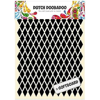 Dutch Doobadoo Dutch Softboard Art Diamonds - A5 478.007.010