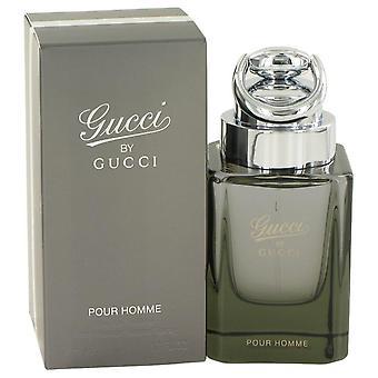 Gucci (nieuw) Eau De Toilette Spray door Gucci 1.6 oz Eau De Toilette Spray