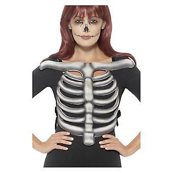 Szkielet klatki piersiowej Top, Unisex