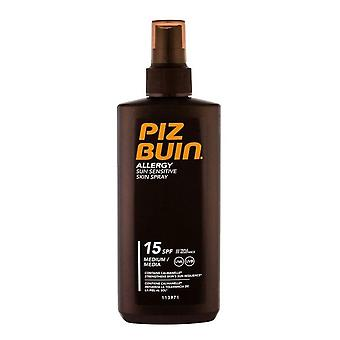 Piz Buin Allergie Sun Sensitive Hautspray SPF15 200ml