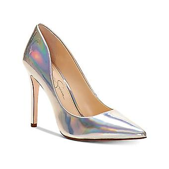 Jessica Simpson Cassani3 Iridescent Stiletto Heeled Classic Style Pompes