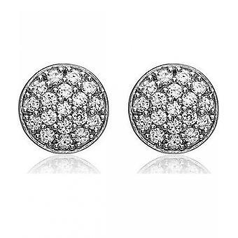 Sif Jakobs hengsten Sacile Silver collectie SJ-E2071-CZ