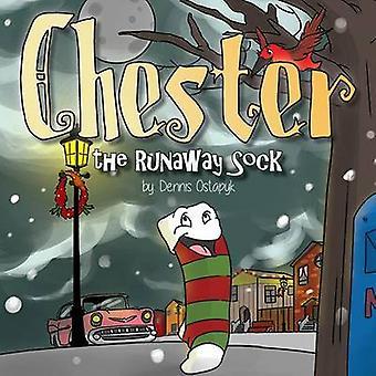 Chester the Runaway Sock by Ostapyk & Dennis