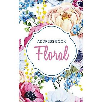 Address Book Floral by Us & Journals R