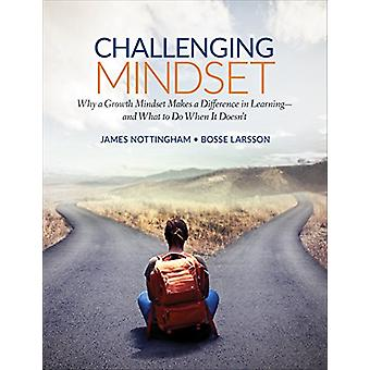 Challenging Mindset - Why a Growth Mindset Makes a Difference in Learn