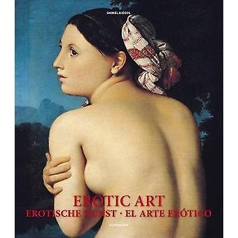 Erotic Art by Daniel Kiecol - 9783741918209 Book