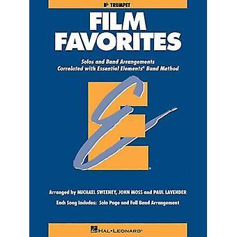 Film Favorites - Trumpet by Hal Leonard Corp - 9780634086984 Book