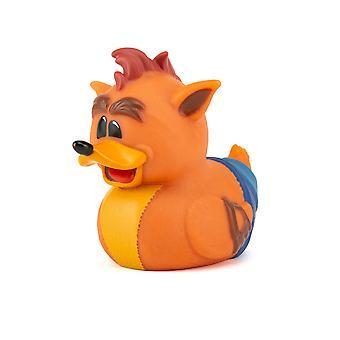 Crash Bandicoot Crash TUBBZ Collectible Duck