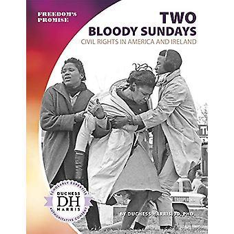 Twee bloedige zondagen - Burgerrechten in Amerika en Ierland door Hertogin Ha